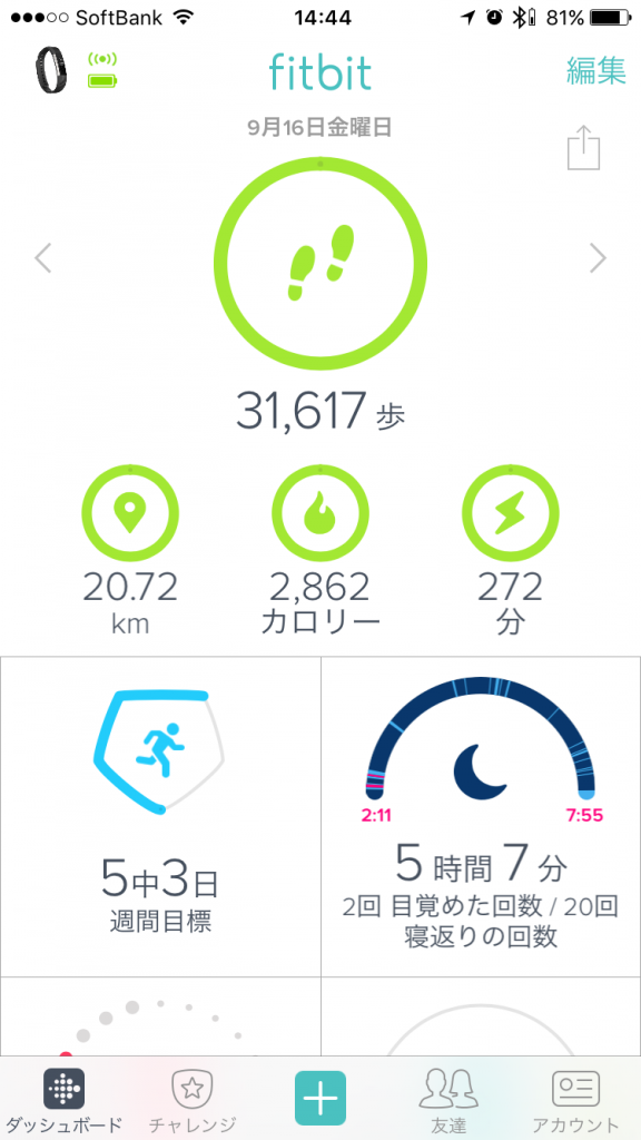 best-record-walk